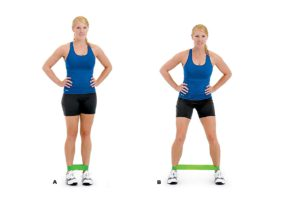 ITB lateral walking