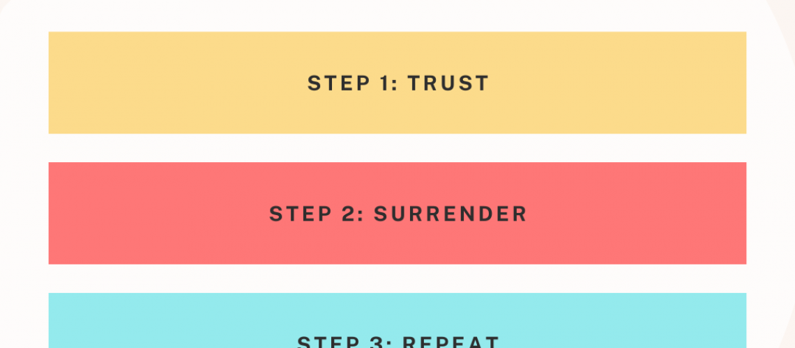 Trust Surrender Repeat